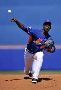 MLB: Spring Training-Washington Nationals at New York Mets