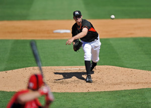 MLB: Spring Training-St. Louis Cardinals at Miami Marlins