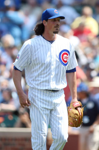 MLB: New York Yankees at Chicago Cubs