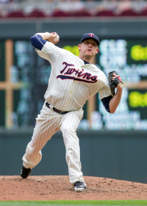 MLB: San Diego Padres at Minnesota Twins