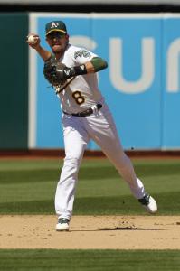 MLB: Houston Astros at Oakland Athletics