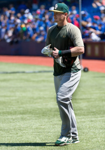 MLB: Oakland Athletics at Toronto Blue Jays