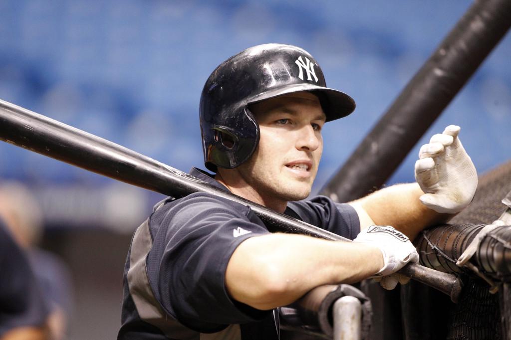 Stephen Drew Yankees 2015