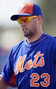 MLB: New York Mets-Workout