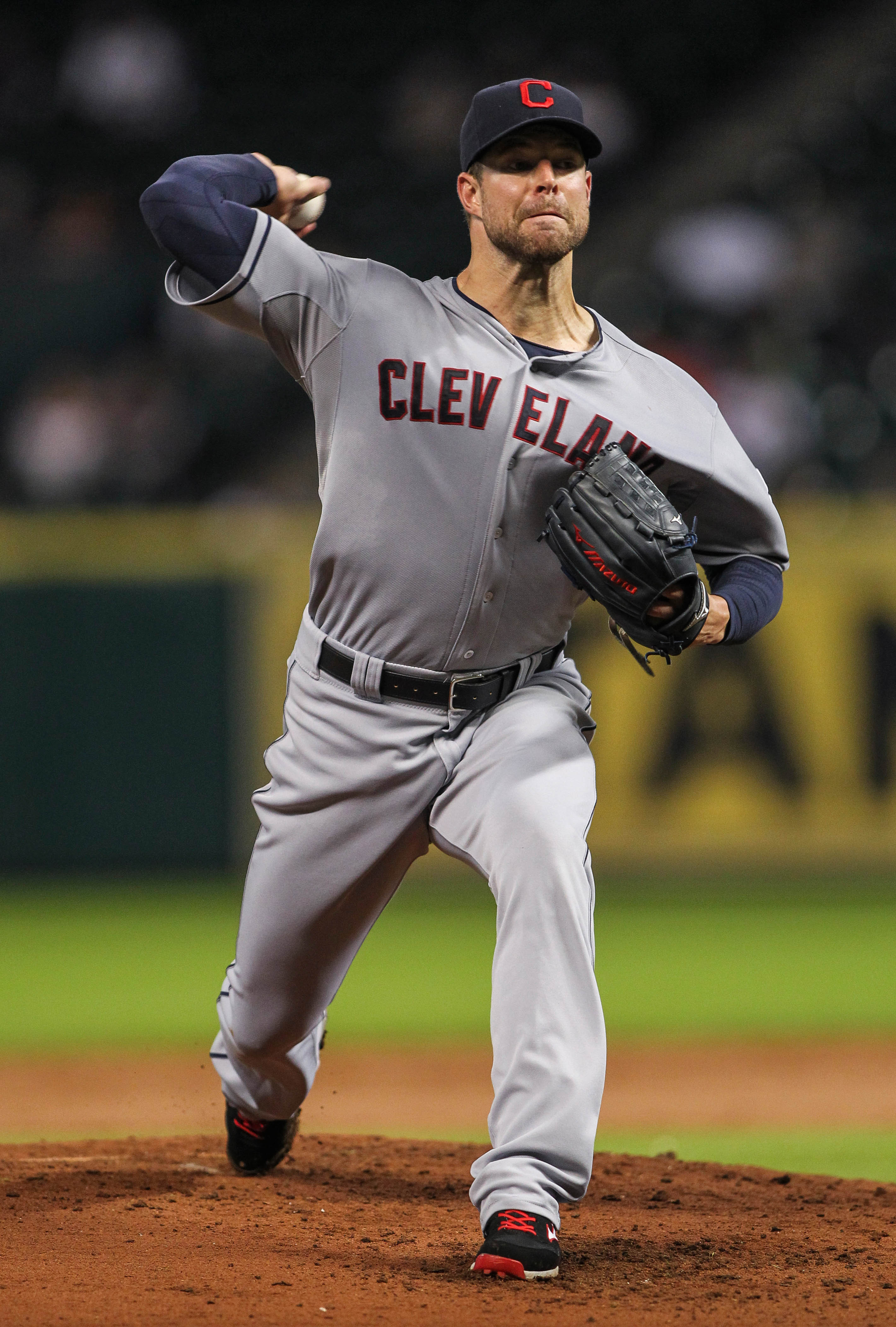 how tall is cory kluber