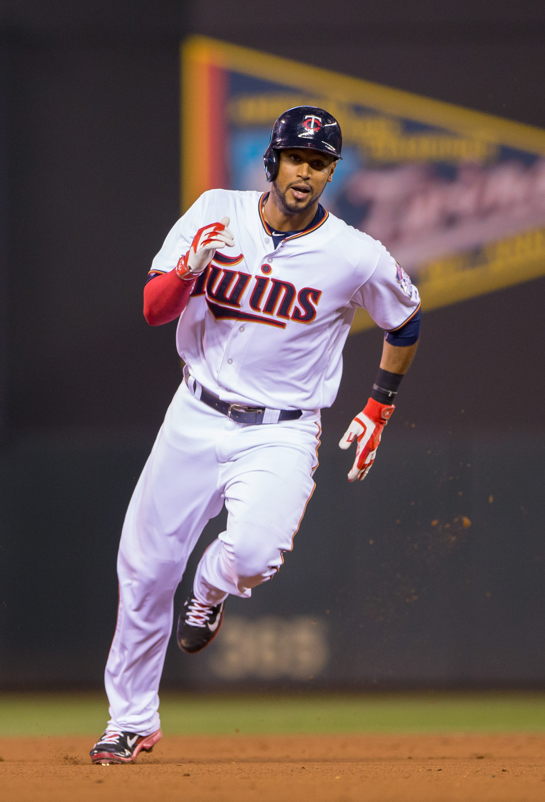 Image result for aaron Hicks  2017 baseball photos