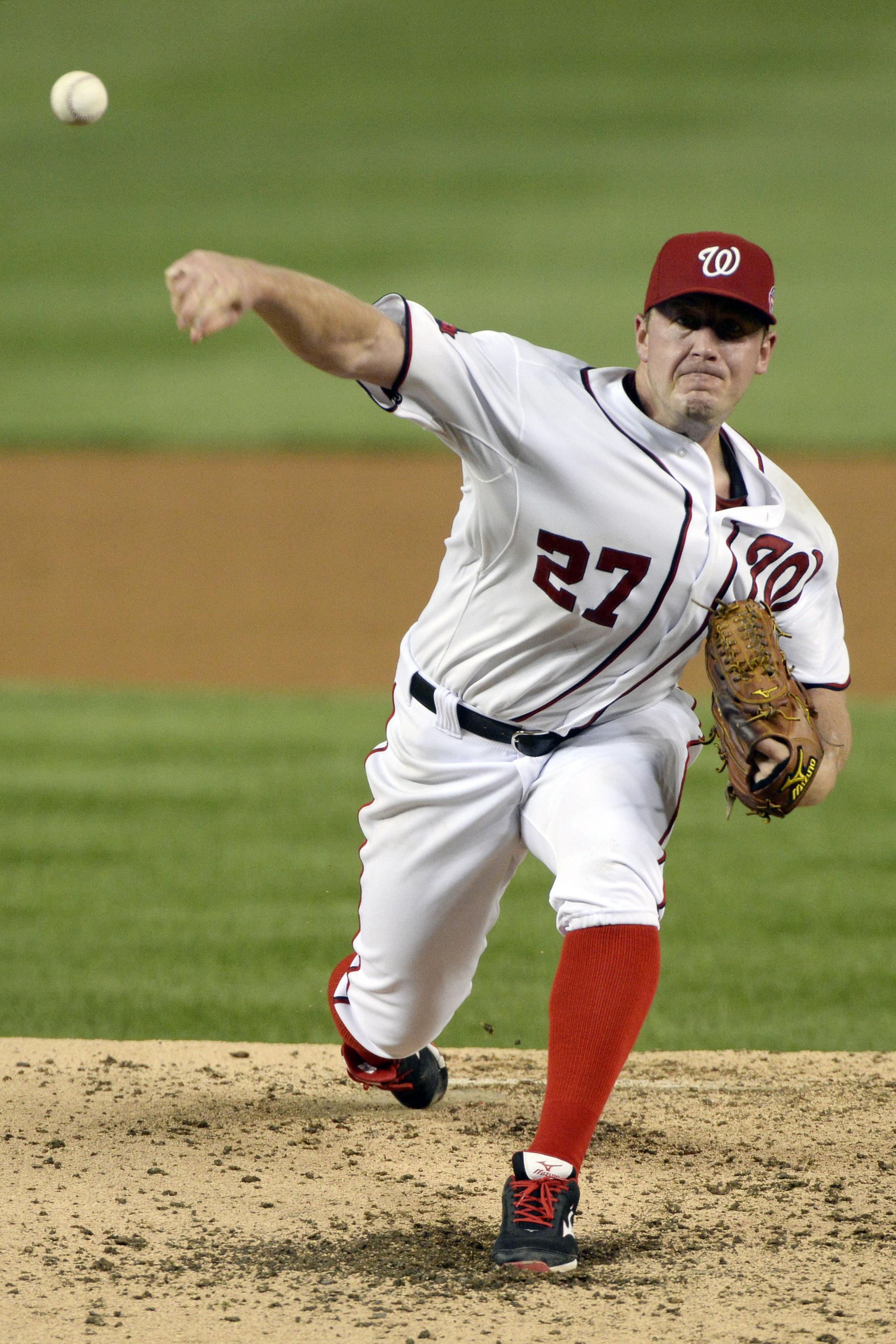Tigers Sign Jordan Zimmermann - MLB Trade Rumors