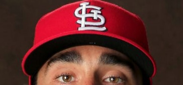 Matt Carpenter's Eyebrows