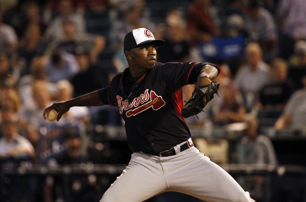 Rangers Acquire Tyrell Jenkins, Brady Feigl From Braves For Luke Jackson