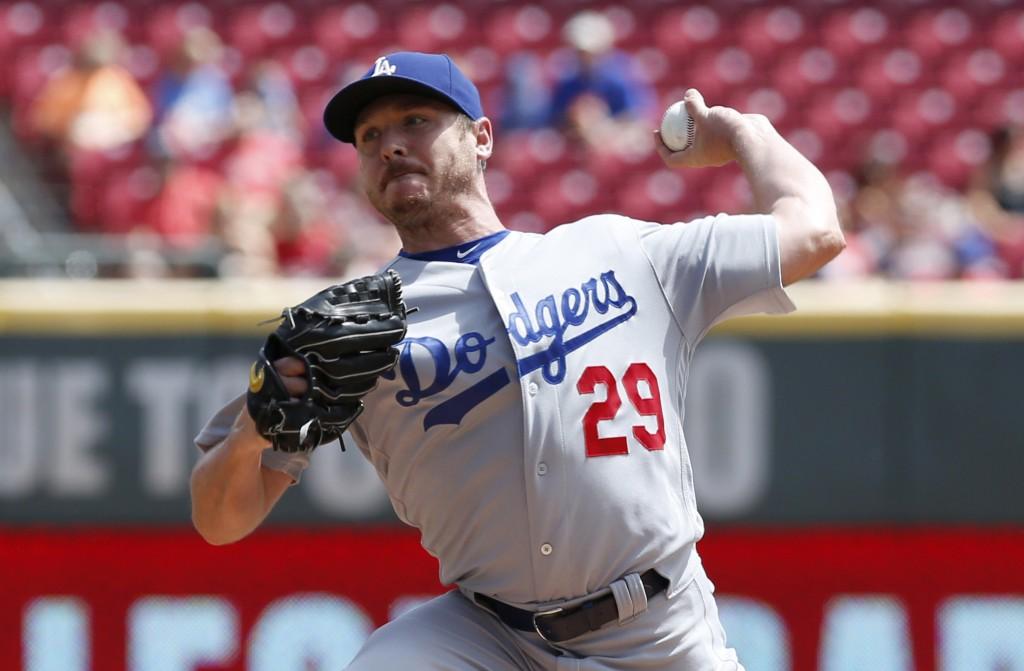 Dodgers Shopping Scott Kazmir, Brandon McCarthy