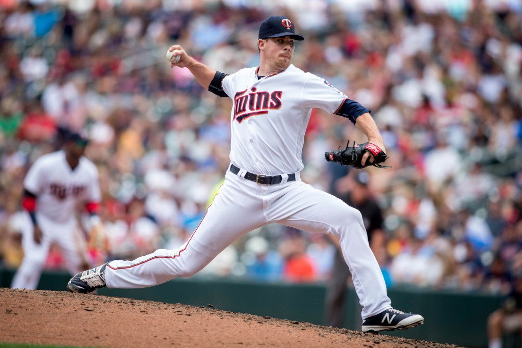 Trevor May Diagnosed With Stress Fracture In Back - MLB ...