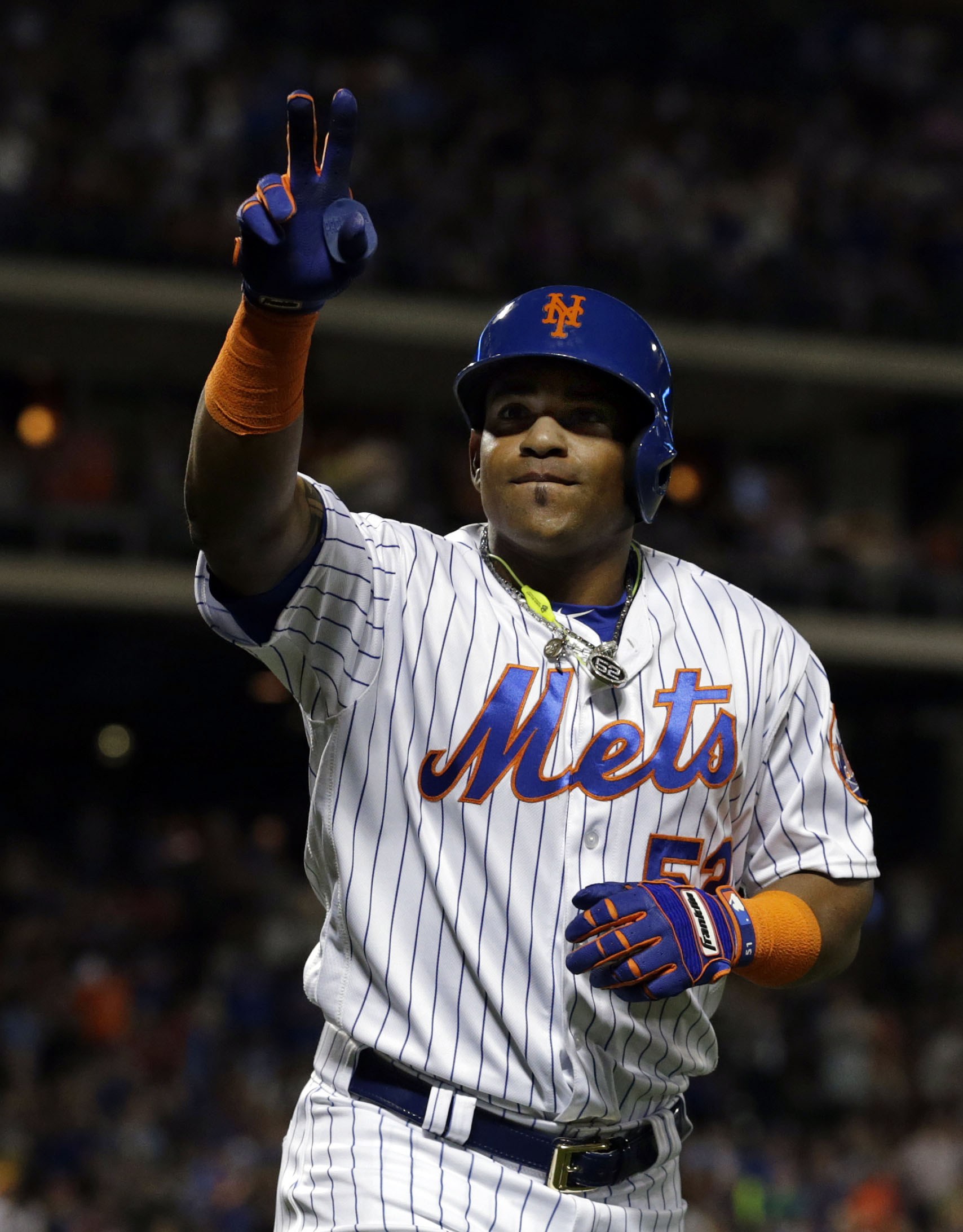 dac6459ed Shortly after the Fall Classic between the Cubs and Indians concluded,  Cespedes unsurprisingly voided what was left of his contract in order to  take another ...