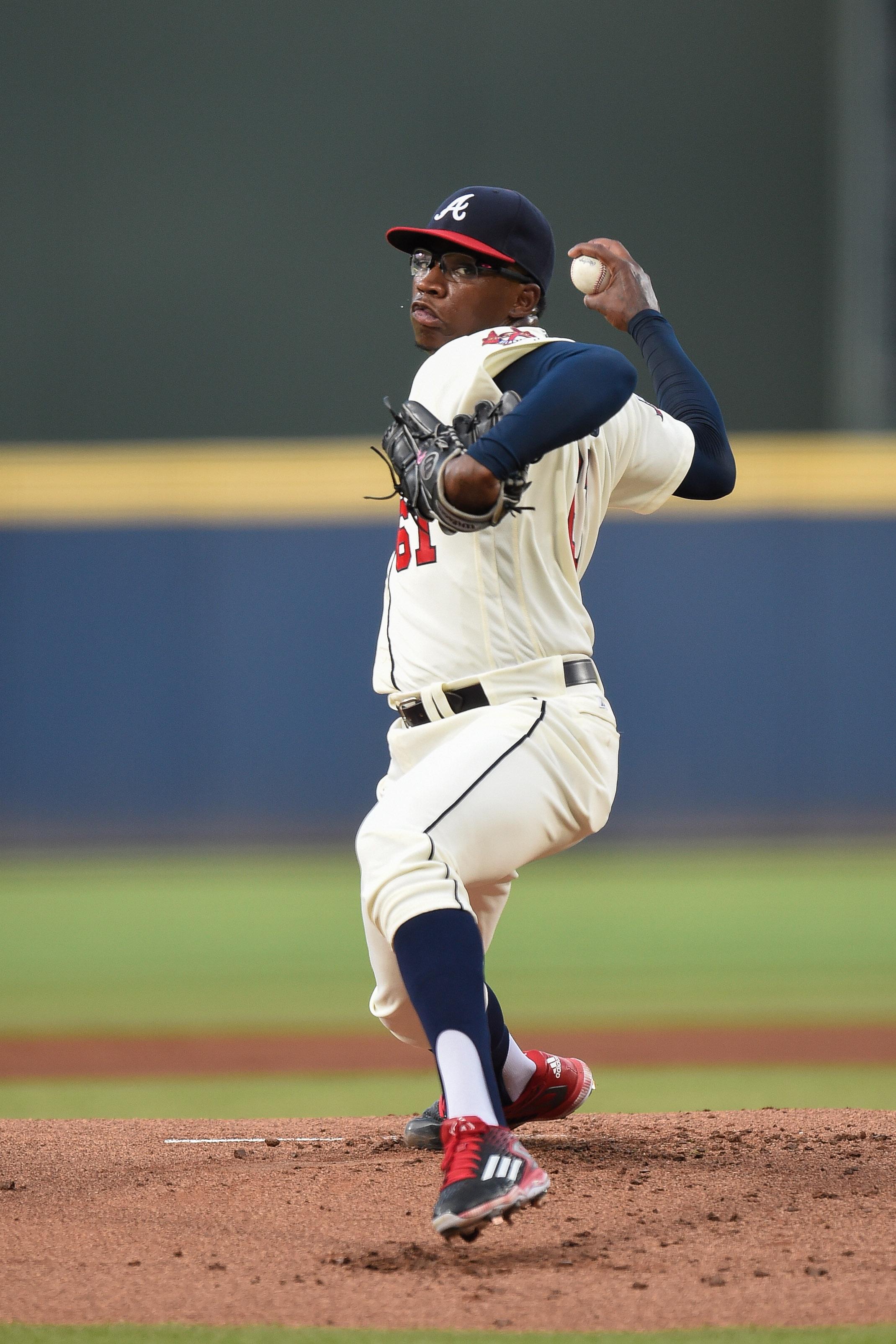 Rangers Acquire Tyrell Jenkins Brady Feigl From Braves For Luke