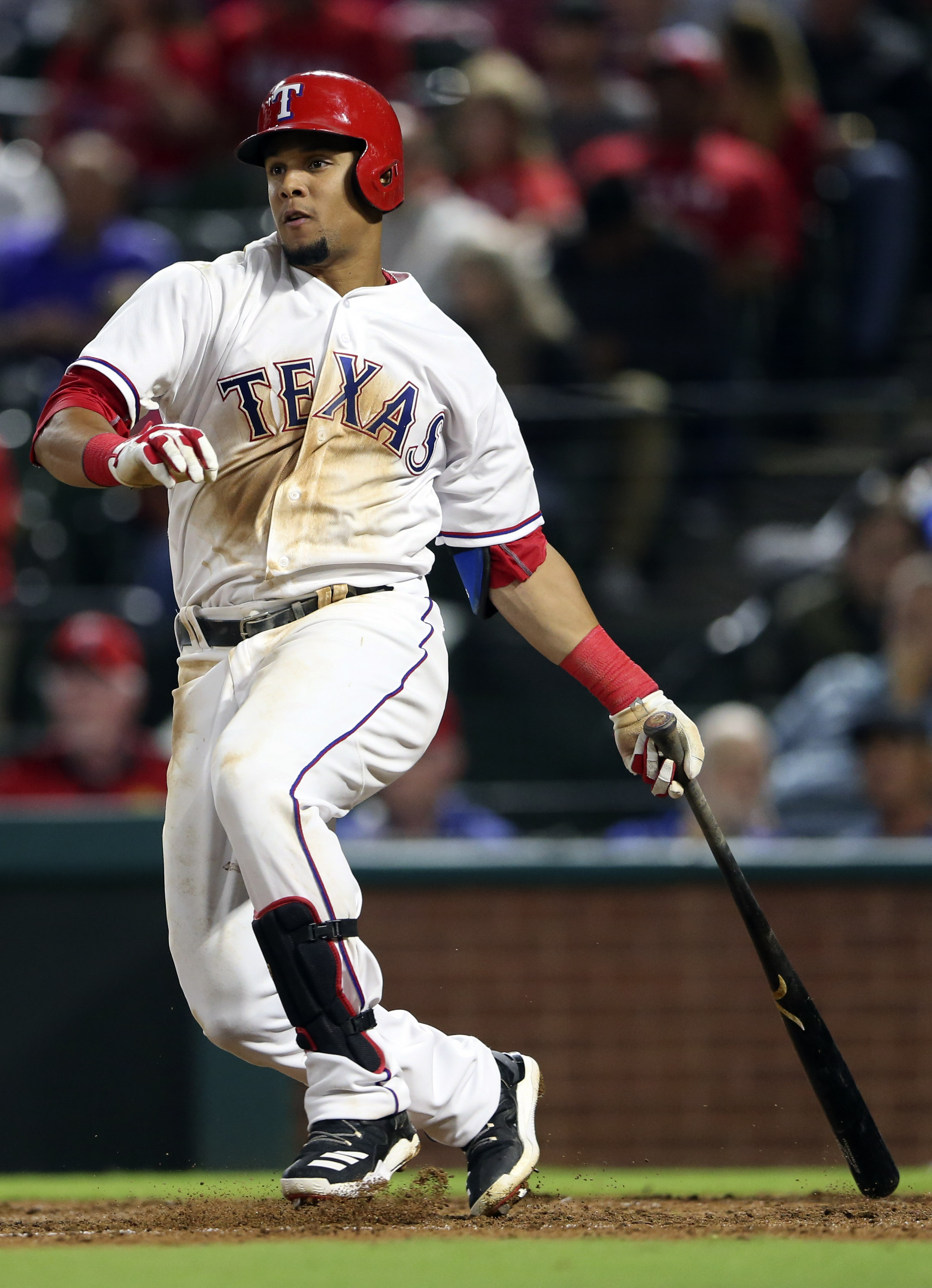 Carlos Gomez will join the Texas Rangers after being designated for  assignment by the Houston Astros on August 10th. (AP Photo/Ted S. Warren)