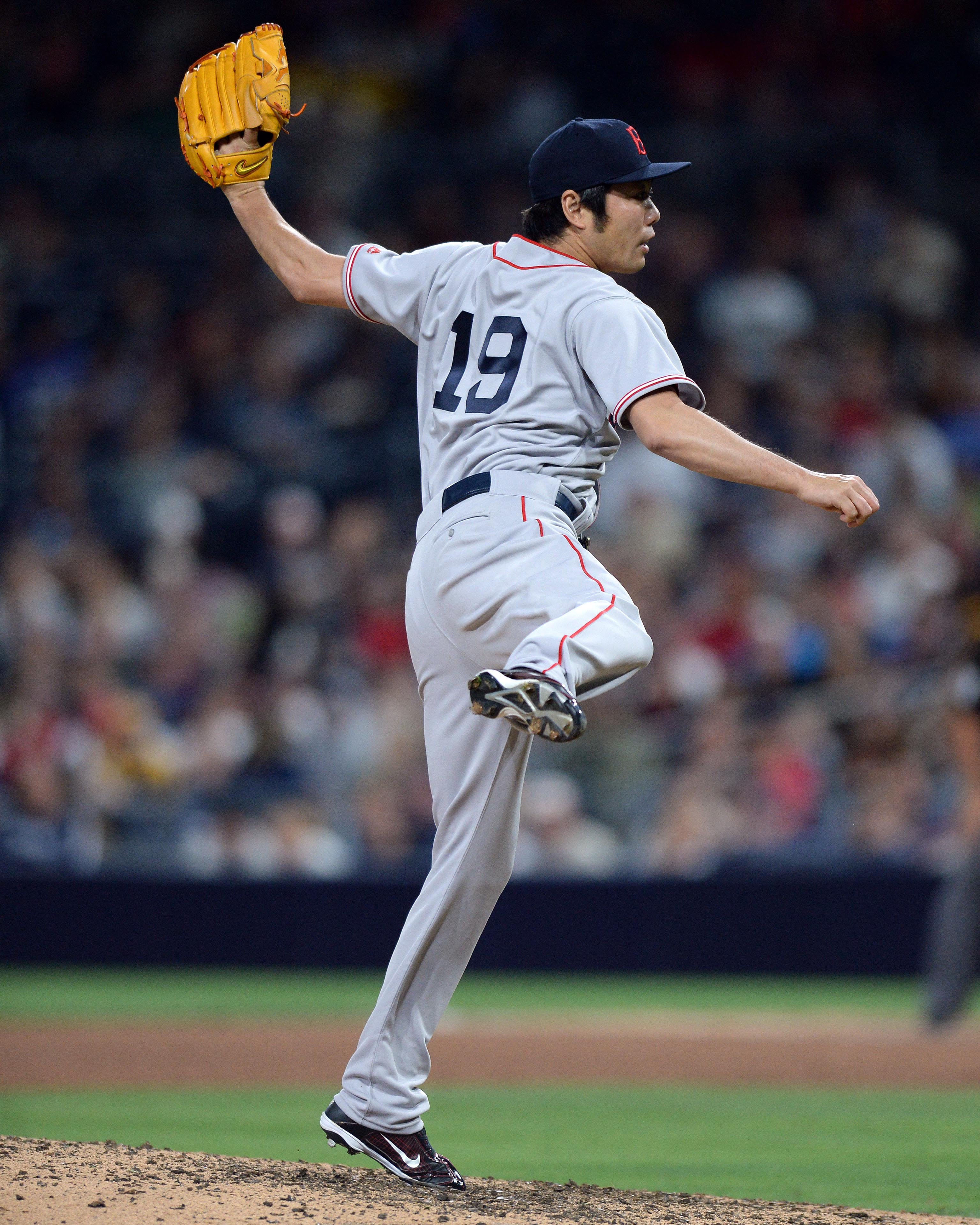 Cubs Sign Koji Uehara Mlb Trade Rumors