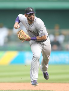 Daniel Descalso | Charles LeClaire-USA TODAY Sports