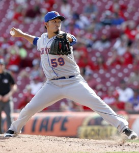 Fernando Salas | David Kohl-USA TODAY Sports
