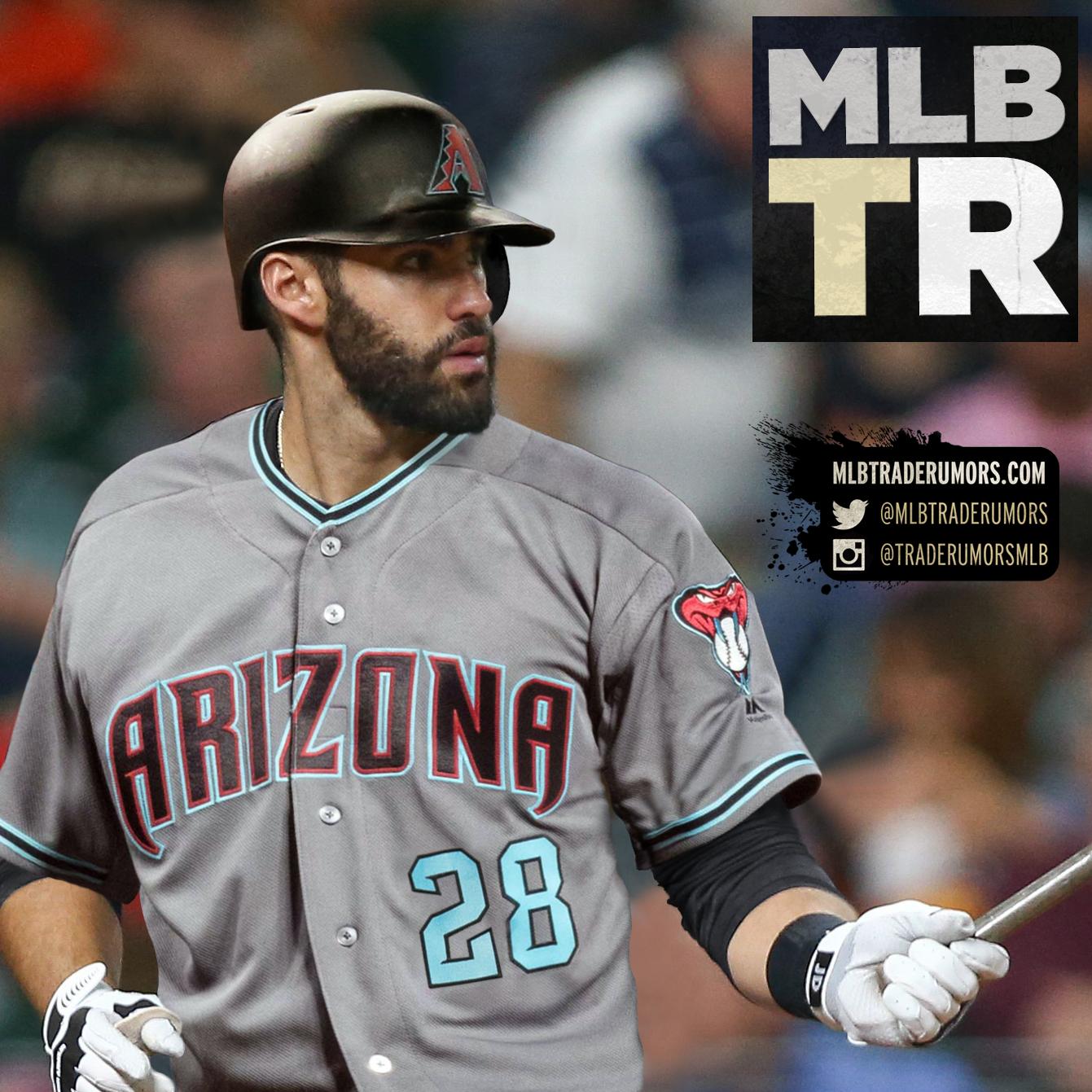 Diamondbacks Acquire J.D. Martinez - MLB Trade Rumors f45d9eaed6a