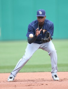 Tim Beckham | Charles LeClaire-USA TODAY Sports
