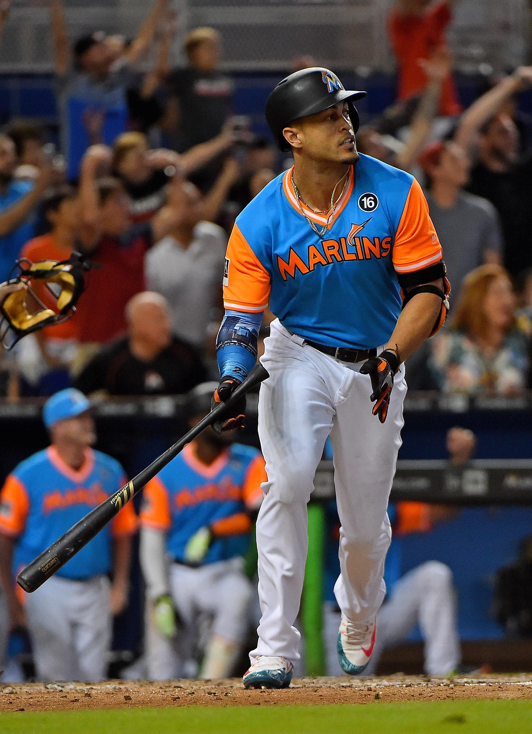 cdd5ab6ae Yankees Acquire Giancarlo Stanton - MLB Trade Rumors