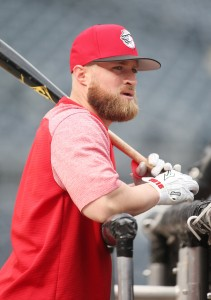 Tucker Barnhart | Charles LeClaire-USA TODAY Sports