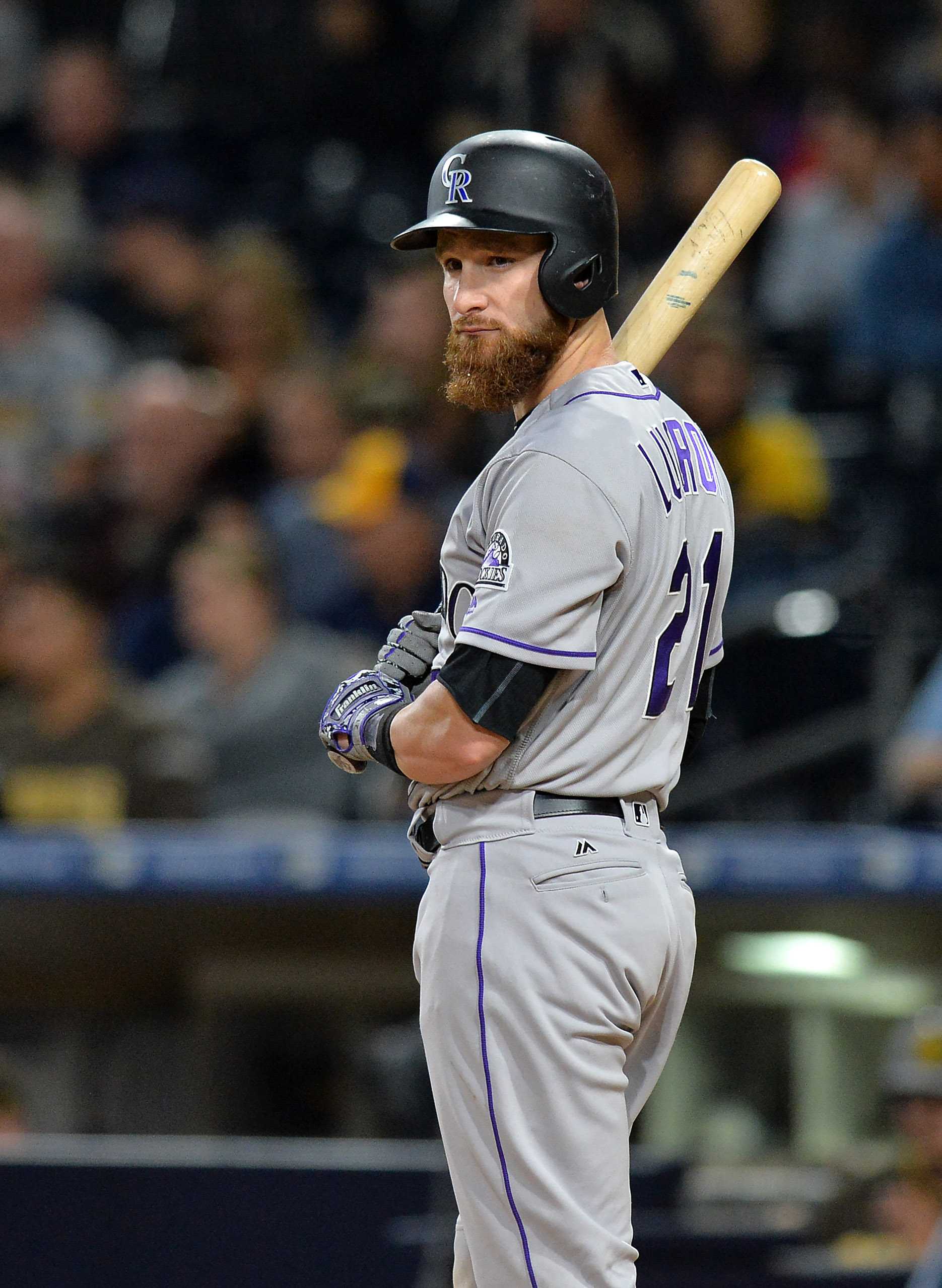 89bd736eba0 Sep 22, 2017; San Diego, CA, USA; Colorado Rockies catcher Jonathan