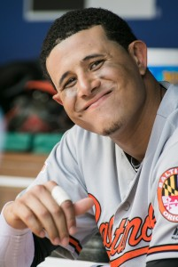 Manny Machado | Ray Carlin-USA TODAY Sports