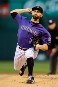 Tyler Chatwood | Isaiah J. Downing-USA TODAY Sports