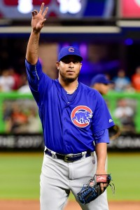 Hector Rondon | Steve Mitchell-USA TODAY Sports