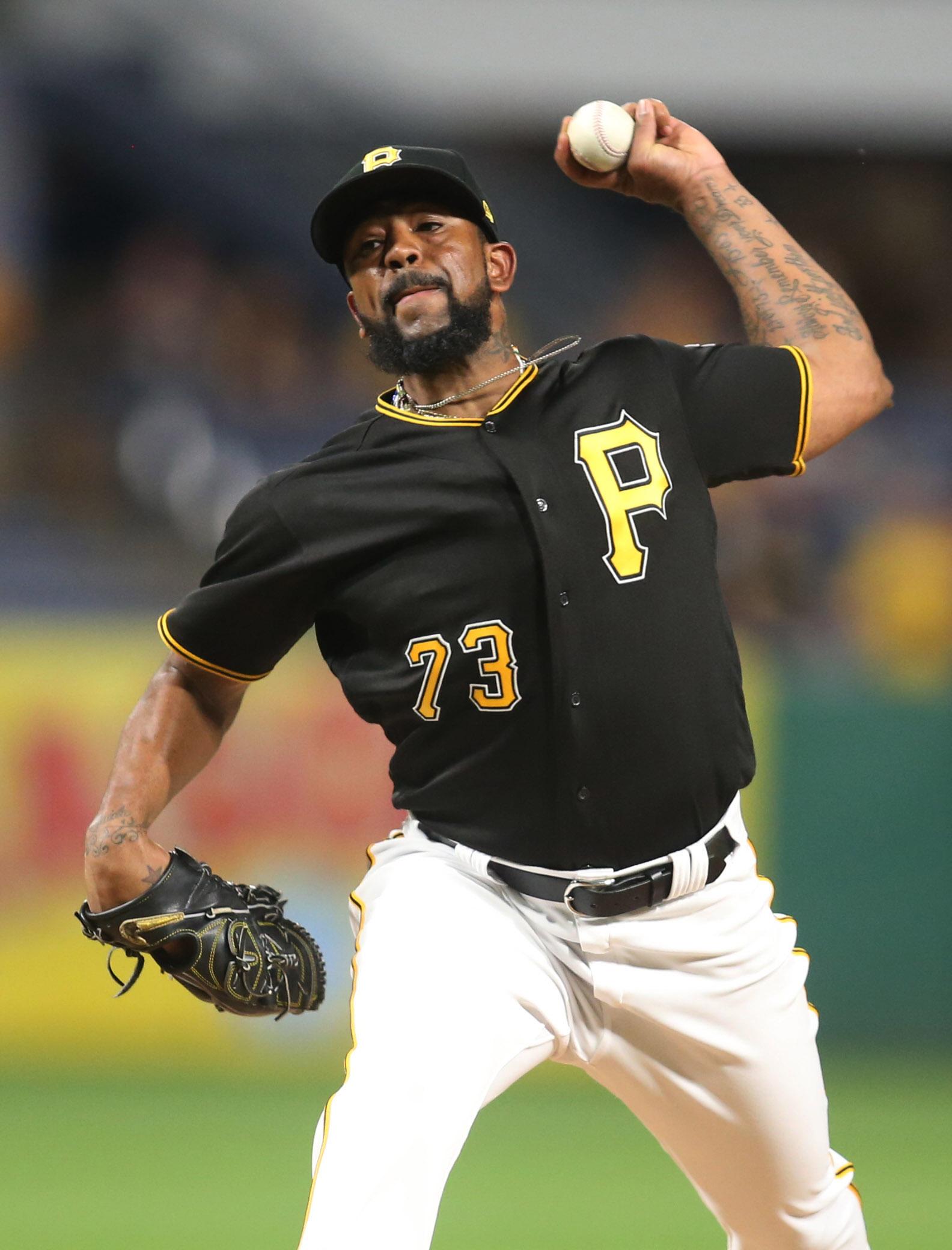 Felipe Rivero Rumors - MLB Trade Rumors Felipe Rivero
