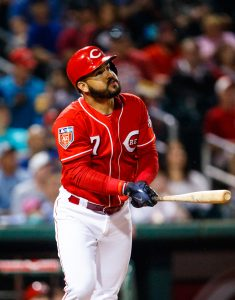 Eugenio Suarez | Mark J. Rebilas-USA TODAY Sports