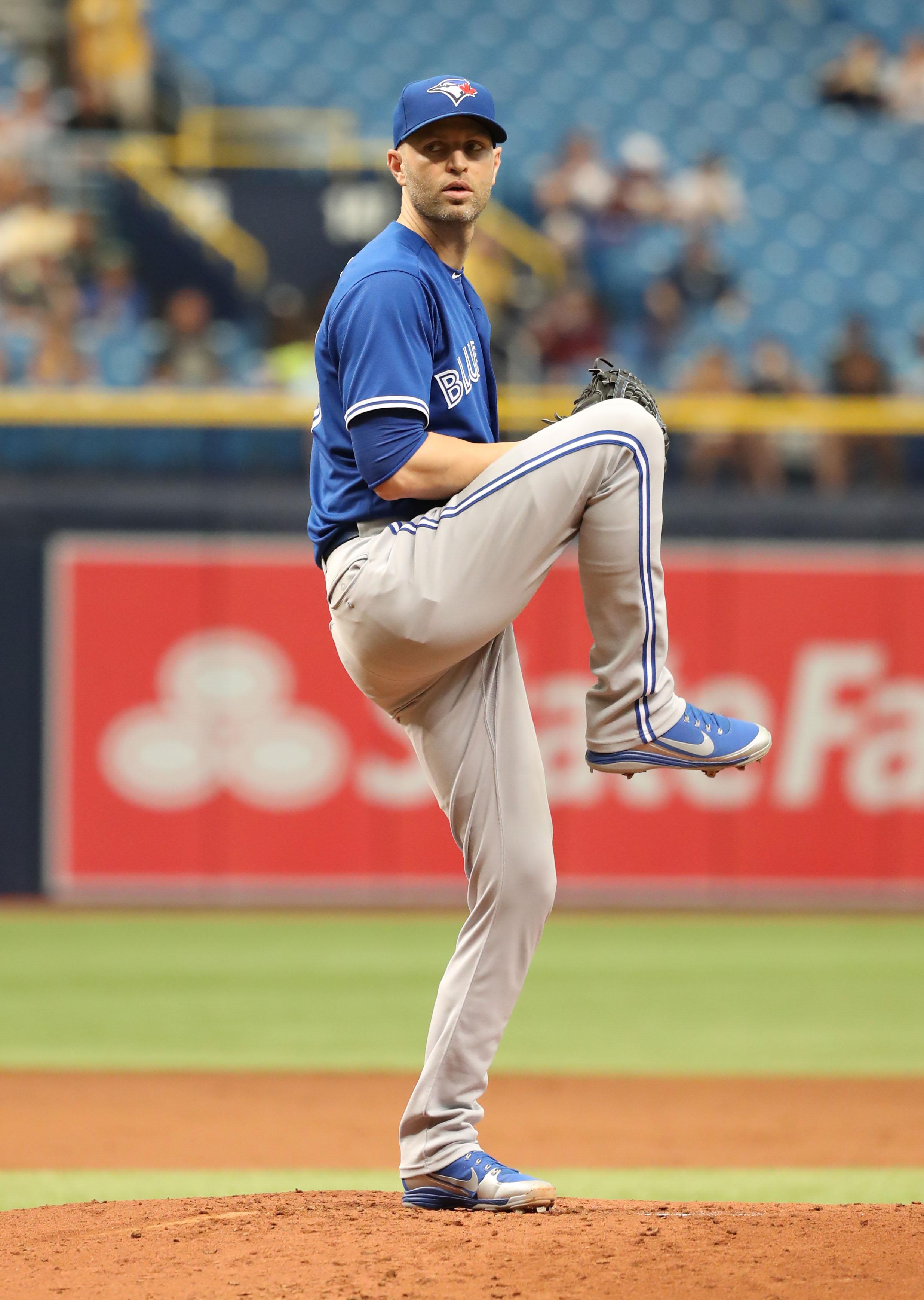 f097ff0fdf5b38 Blue Jays Trade J.A. Happ To Yankees For Brandon Drury - MLB Trade ...