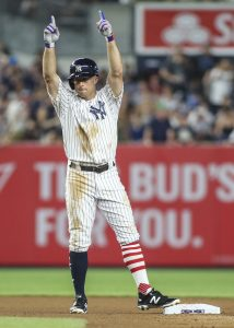 Brett Gardner | Wendell Cruz-USA today Sports