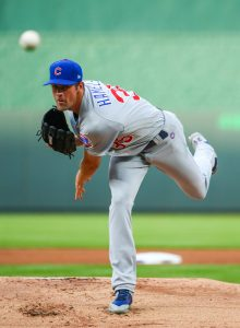 Cole Hamels | Jay Biggerstaff-USA TODAY Sports