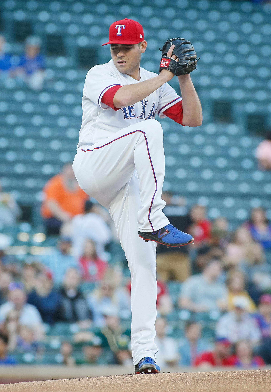 Tigers Sign Matt Moore - MLB Trade Rumors