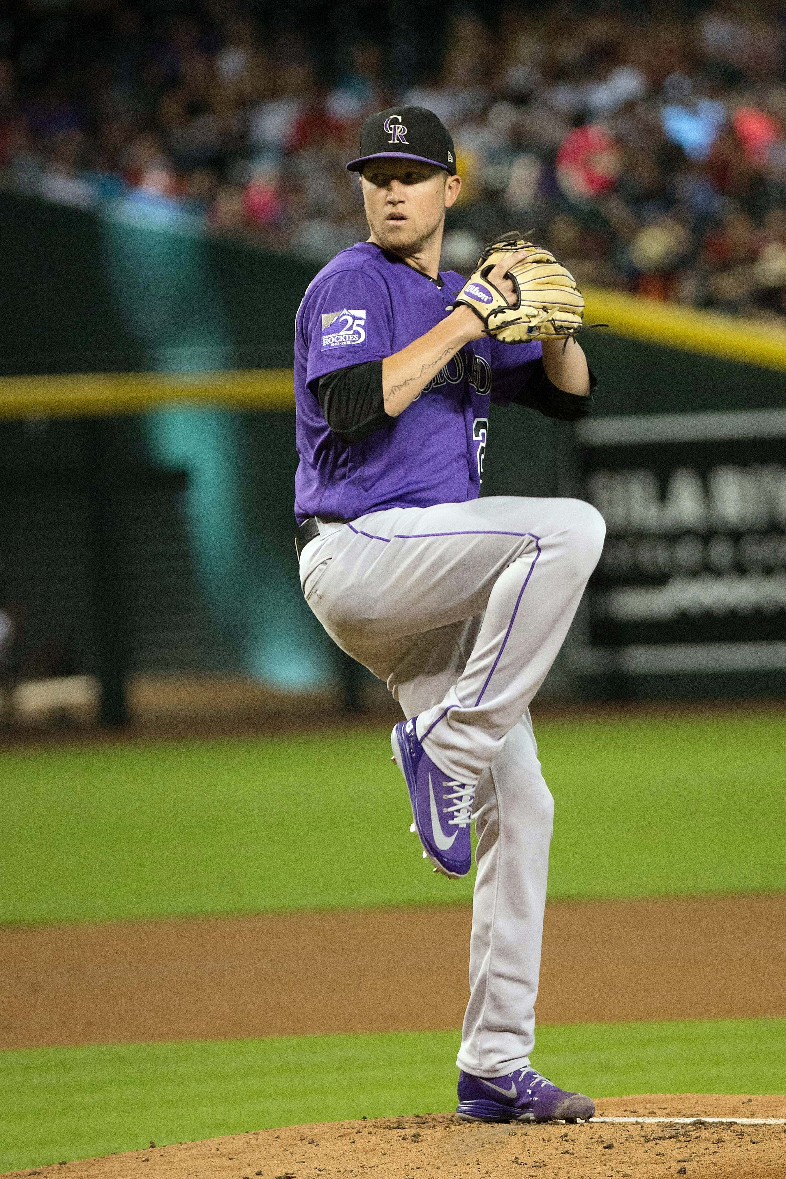 Extension Candidate: Kyle Freeland - MLB Trade Rumors