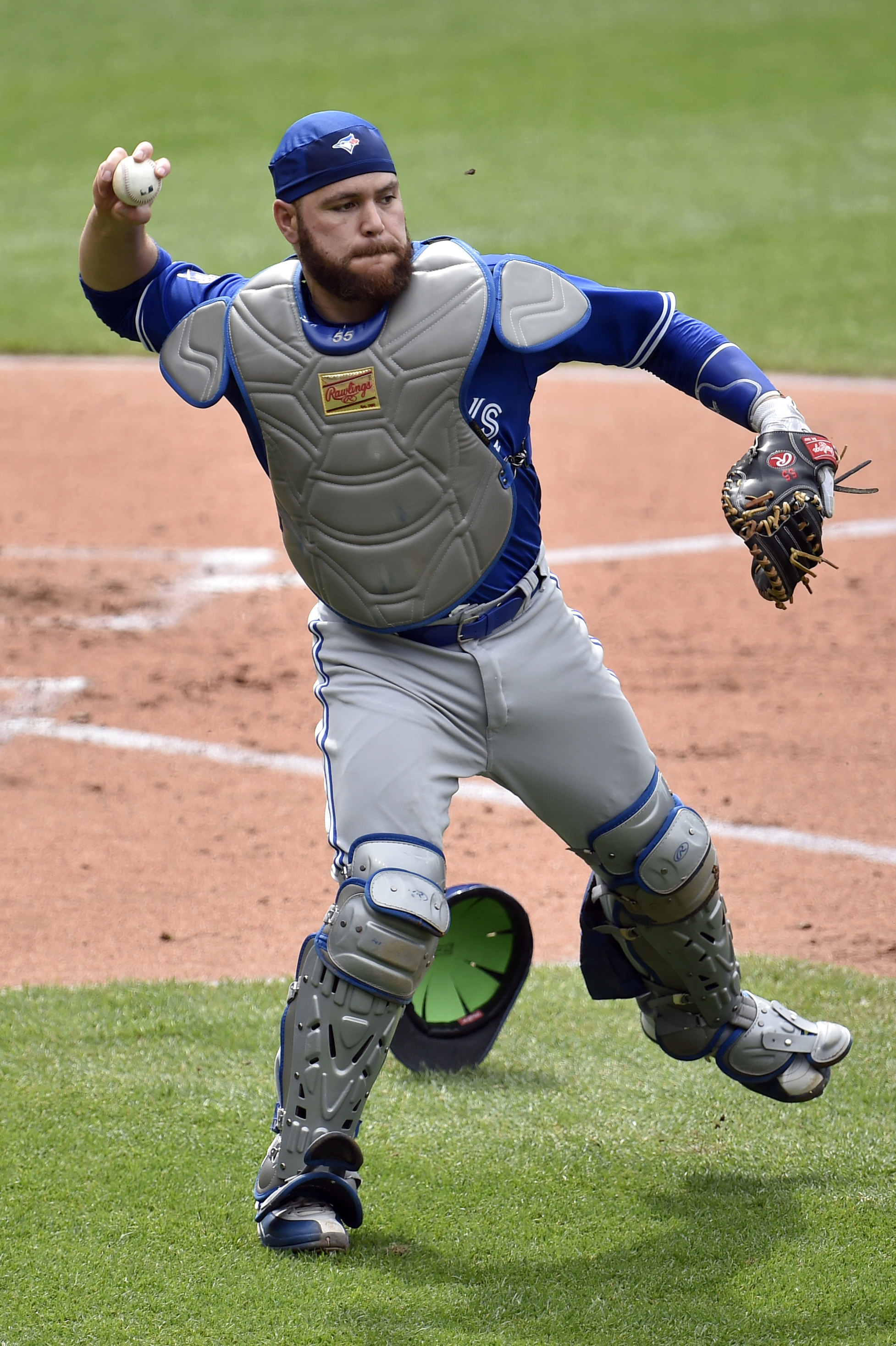 b64a46bc5 Blue Jays Trade Russell Martin To Dodgers - MLB Trade Rumors