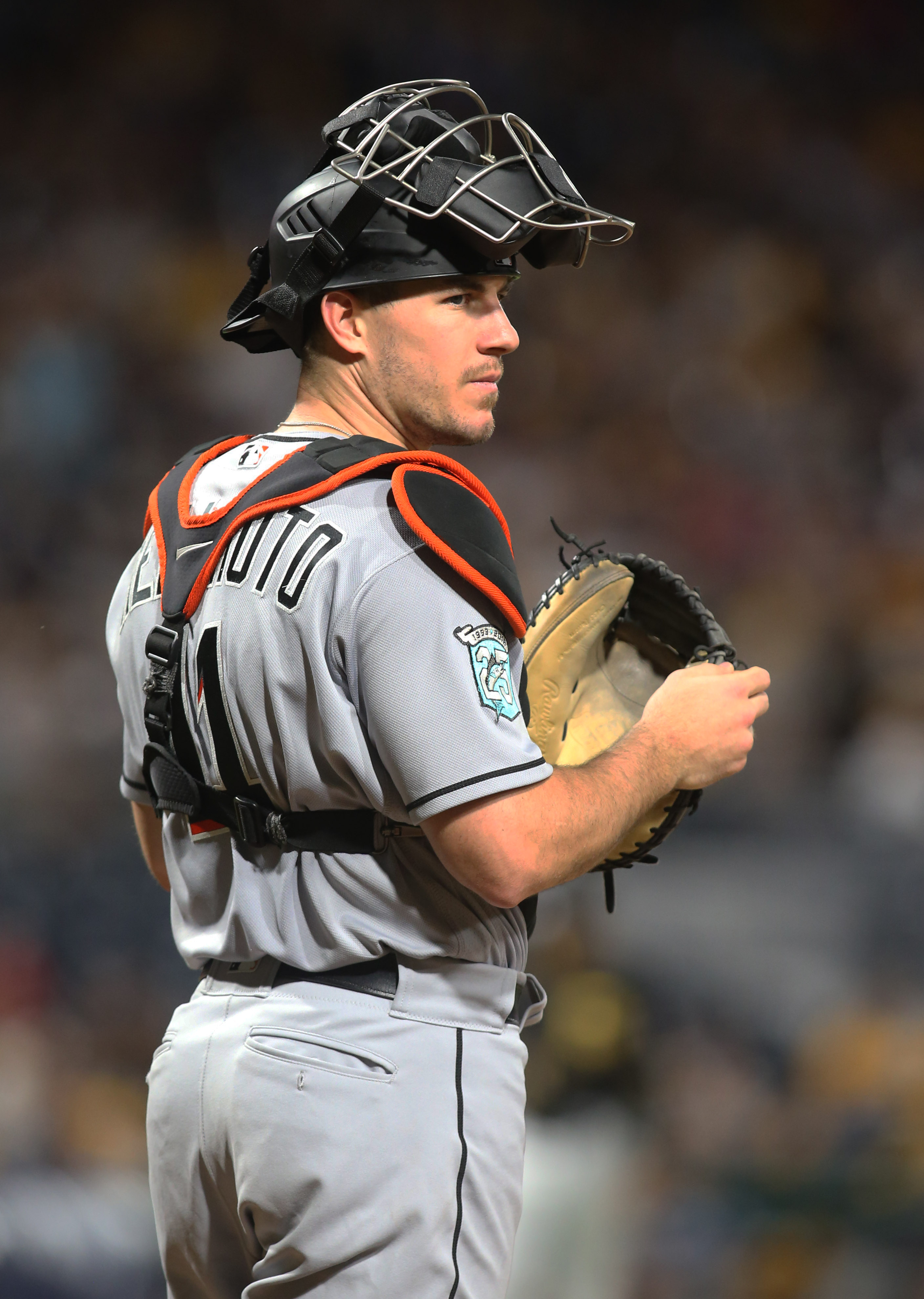 0cb71c40ba3f3a Marlins Trade J.T. Realmuto To Phillies - MLB Trade Rumors