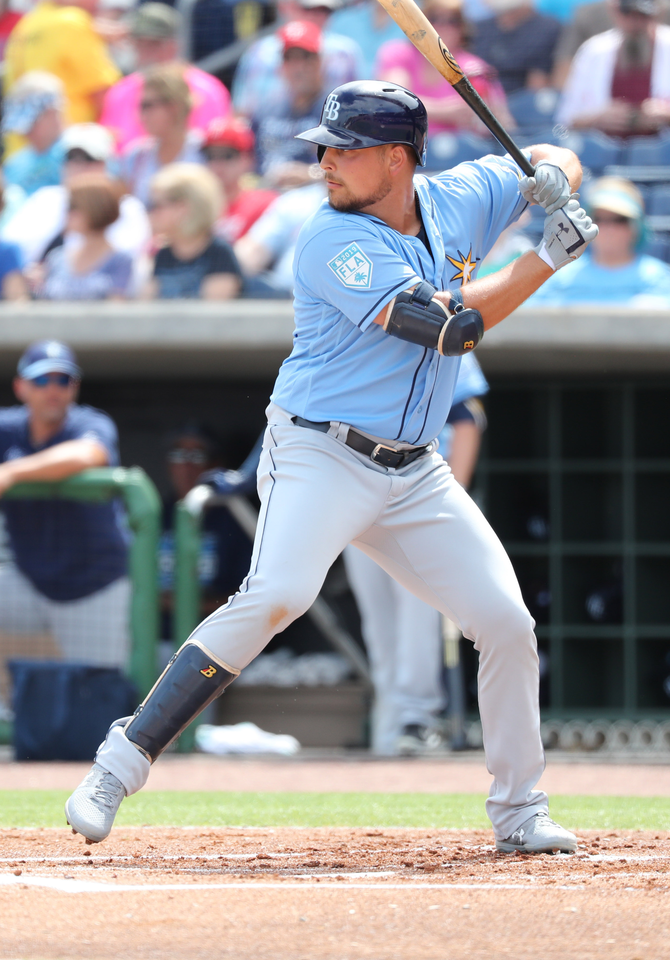 on sale a13a0 52933 Rays Promote Nate Lowe