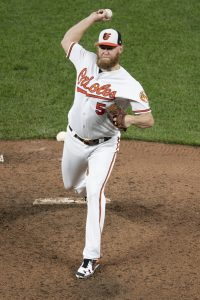 Red Sox Acquire Andrew Cashner