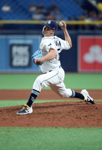 A Breakout Reliever Emerges For Rays