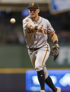 Mets To Sign Joe Panik