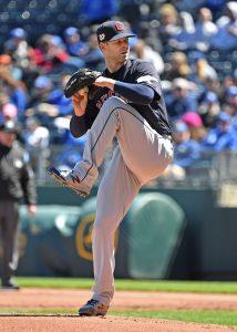 Corey Kluber | Peter G. Aiken/USA TODAY Sports