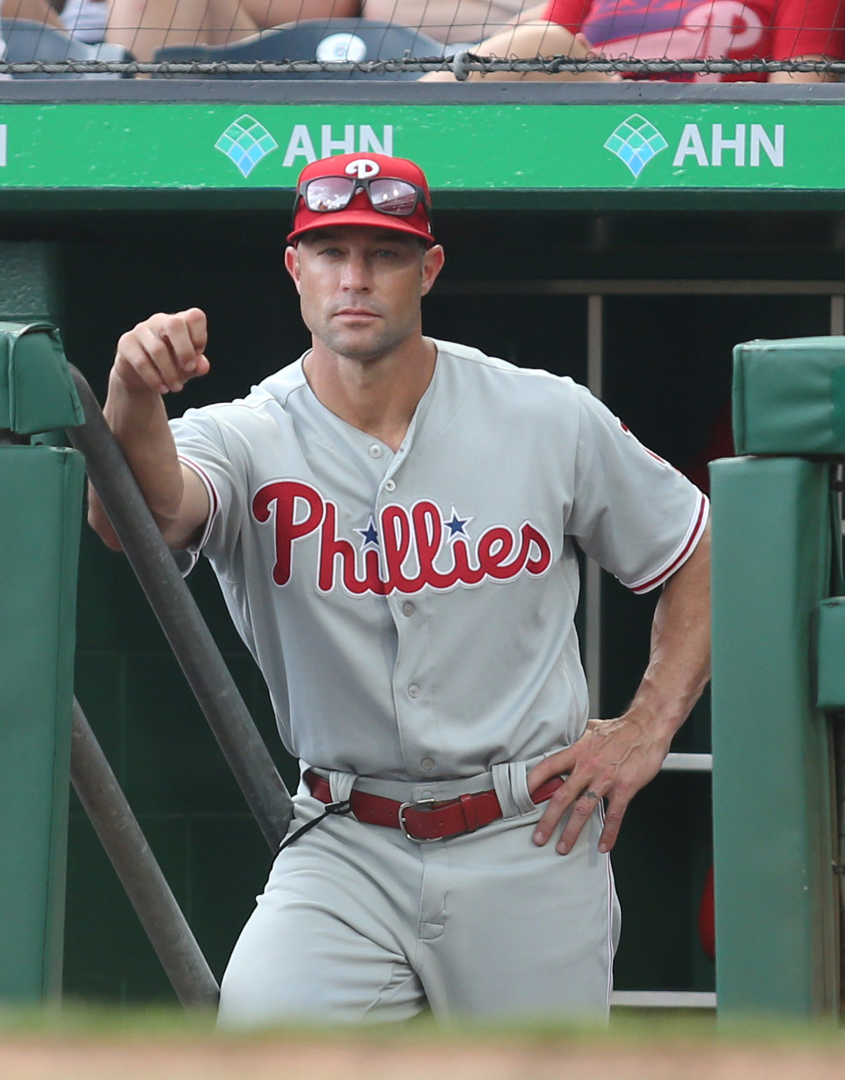 Gabe Kapler out as Phillies manager after two seasons