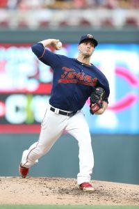 Jake Odorizzi | Ben Ludeman-USA TODAY Sports