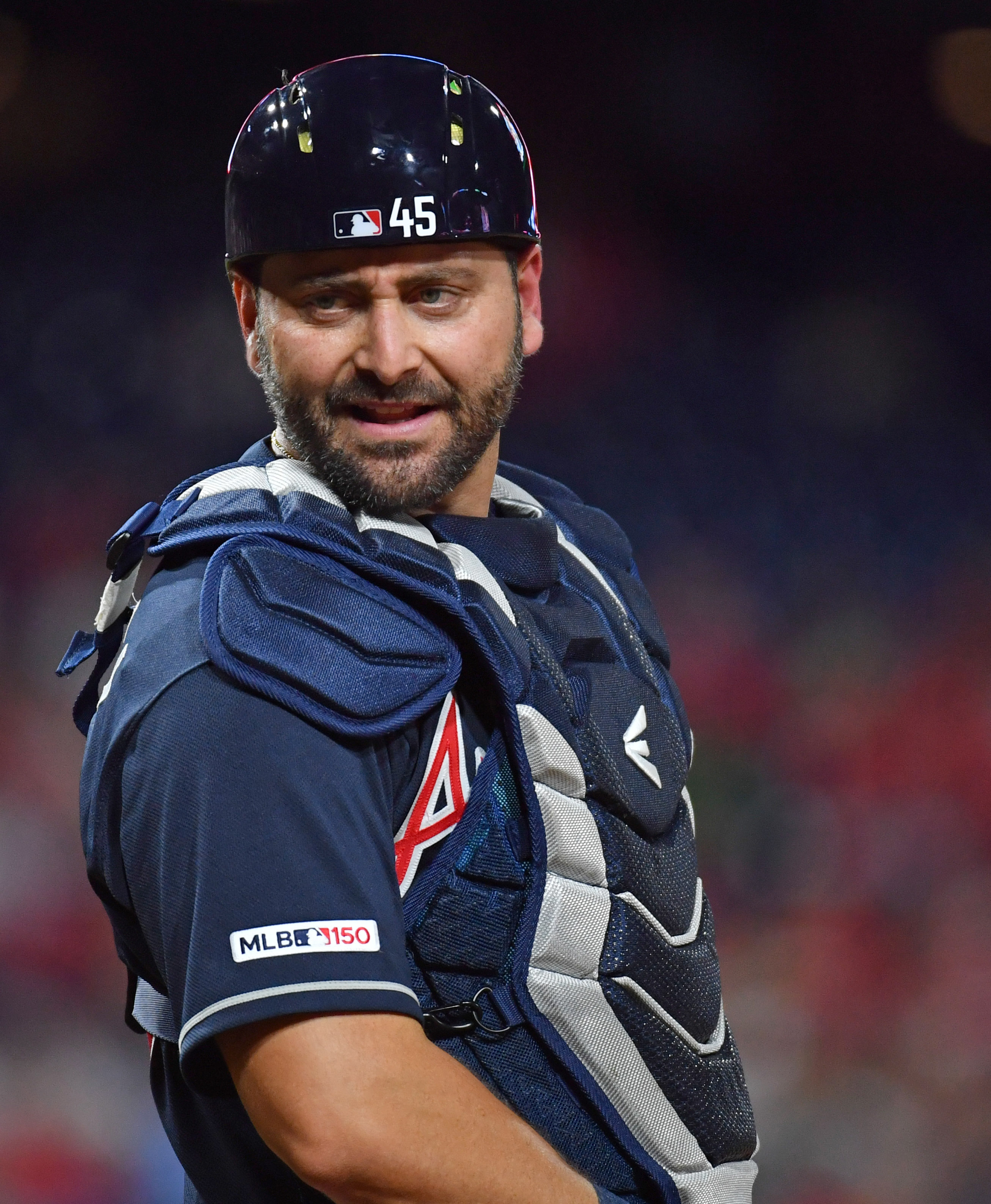 Marlins sign catcher Francisco Cervelli to one-year contract