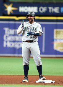 Omar Narvaez | Kim Klement-USA TODAY Sports