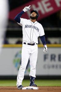 Domingo Santana | Joe Nicholson-USA TODAY Sports