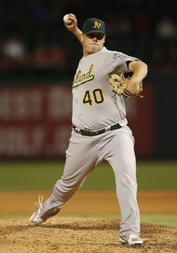 Andrew Bailey - A's