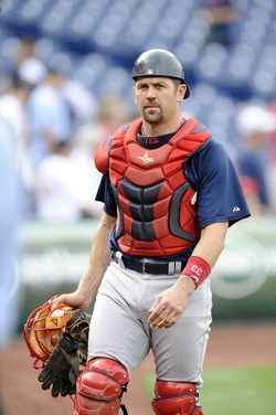 Jason Varitek - Red Sox
